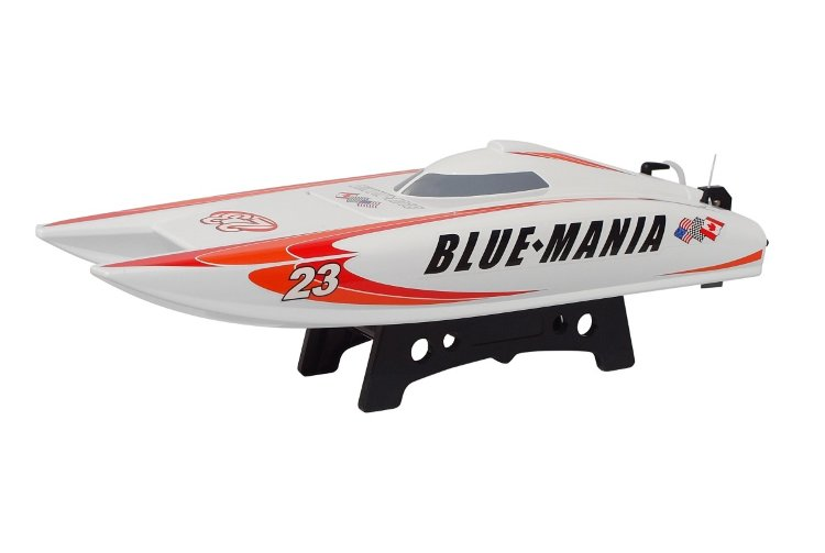 Blue Mania 2.4G RTR brushed with 11.1V 1300mAh 35C LiPo & 3S balance charger