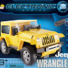 Jeep Wrangler Yellow